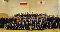 Поздравляем команду Красноярского края, ставшую серебряным призером Чемпионата России по Кендо 2010