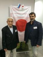 Встреча с членами делегации Университета префектуры Аити