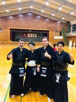 Поездка представителей Федерации Кендо в Японию, ноябрь 2019