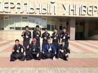 О визите Японской делегации и КРСОО Федерации Кендо в Сибирский Федеральный Университет