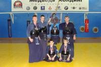 Поздравляем победителя Кубка памяти ТАНАКА ИОСИХИКО по Кендо и кубка Сибири среди детей (май 2011)