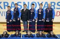 Подробности с Чемпионата РФ по Кендо 2016.