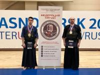 Результаты Чемпионата и первенства СФО по Кендо, Красноярск, 2018