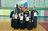 Результаты Чемпионата по Кендо СФО, прошедшего 21 - 23 февраля в Железногорске