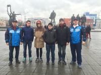 Наши победы в Новосибирске, осень 2015.