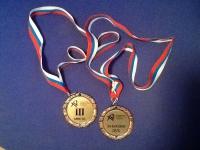 Призеры XV Чемпионата России по Кендо (Москва, Спортивная база Ватутинки)