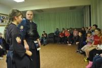Мастер-класс по Кендо в Железногорском детском доме