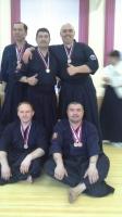 Команды г.Железногорска (Красноярск-2) по кендо приняла участие в межрегиональном турнире по кендо памяти Танака Йосихико