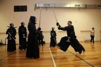 Представители Таймырской федерации кендо провели мастер-класс для норильчан.
