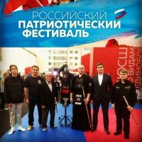 Участие федерации Кендо в Российском патриотическом фестивале - февраль, 2017